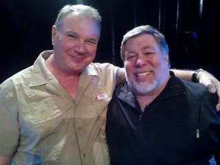 Steve Wozniak and Big Daddy!
