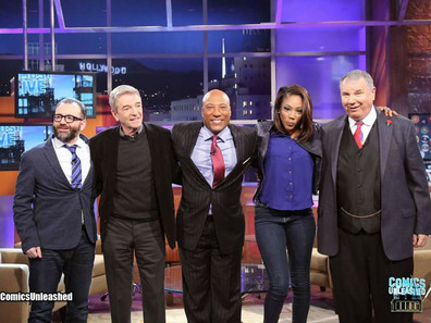 BYRON ALLEN'S COMICS UNLEASHED with Tiffany Haddish