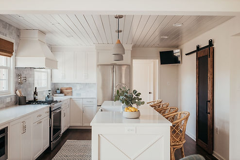 Kitchen, Pantry + Dining: Wilmar Drive Project Part One
