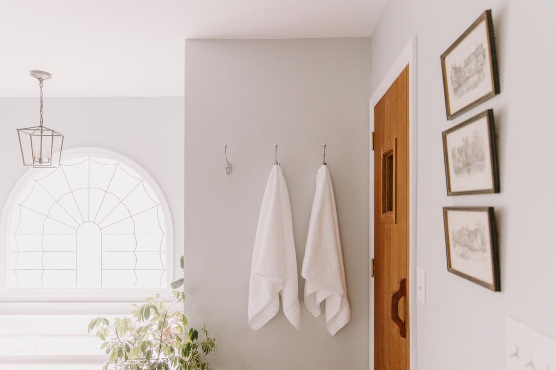 Classic Master Bathroom Design
