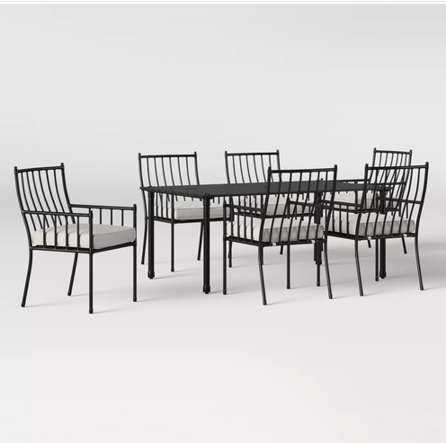 Fernhill 7pc Patio Dining Set