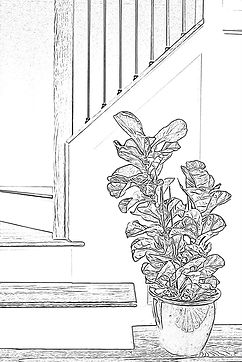 Christine McCall Home Coloring Pages