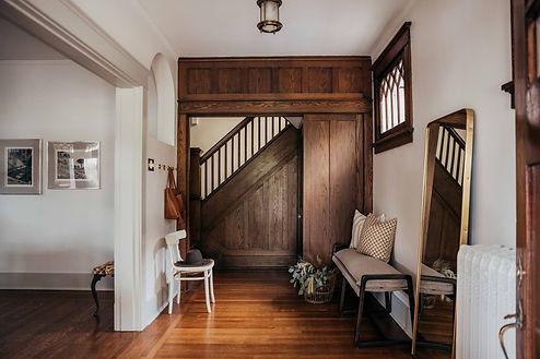 Entryway Reveal: Ferree Street Project Part One