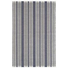 Jamestown stripe herringbone indoor/outdoor rug