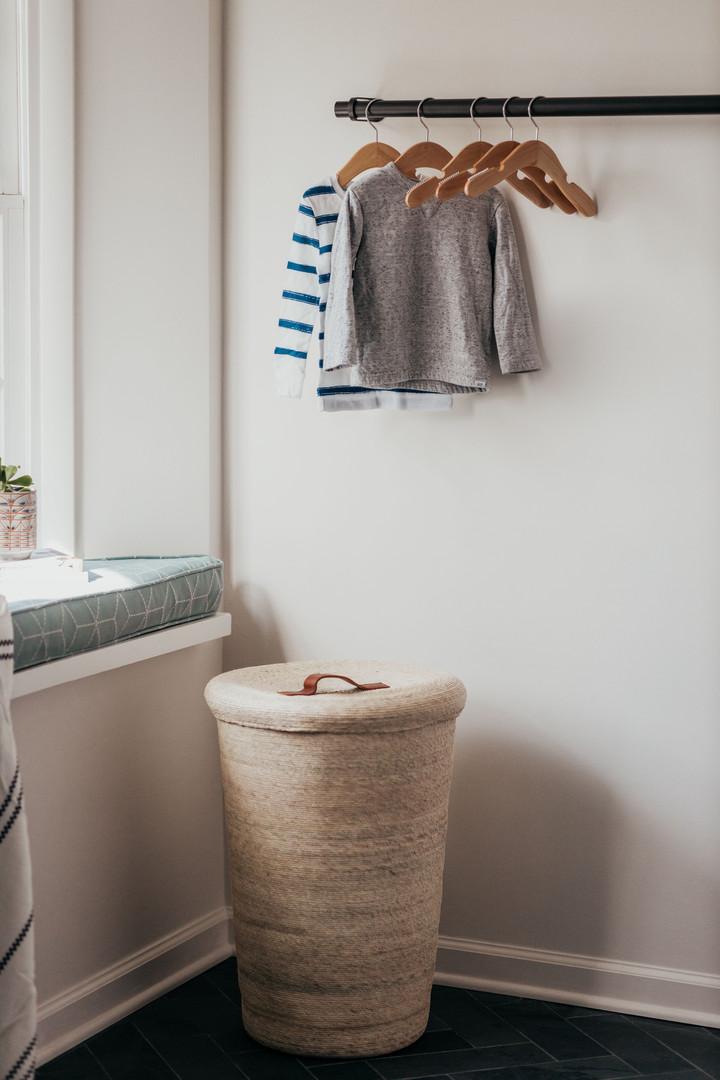 Laundry Room Drying Rack