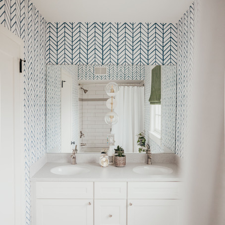 Kids Bath Reveal: Wilmar Drive Project