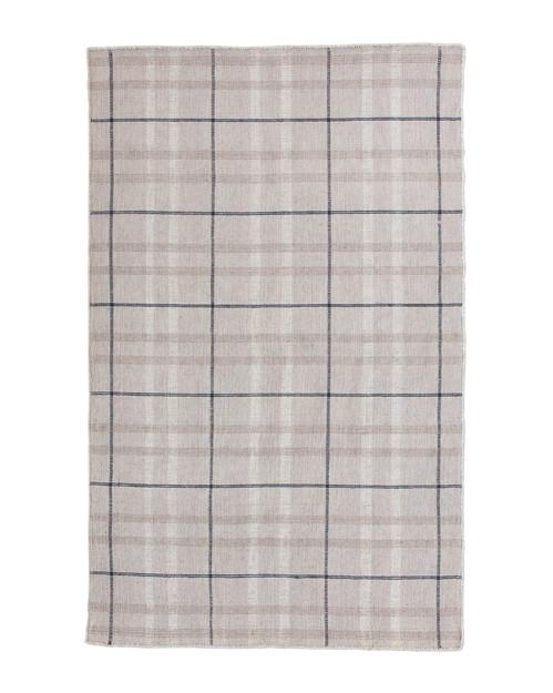 Augustine plaid indoor/outdoor rug