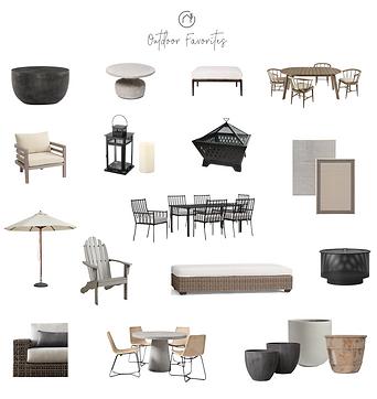 Outdoor Furniture Round-Up