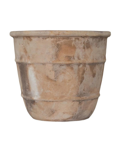 RAW TERRACOTTA PLANTER