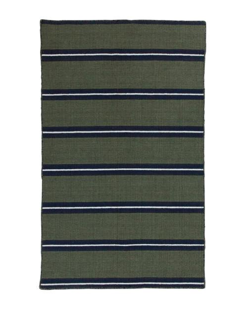Jamestown stripe indoor/outdoor rug