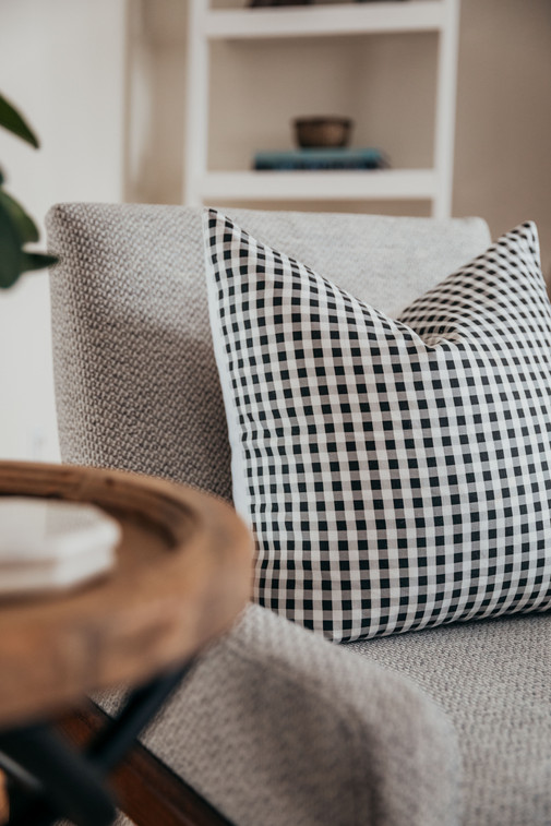 Accent Pillow for Accent Chair