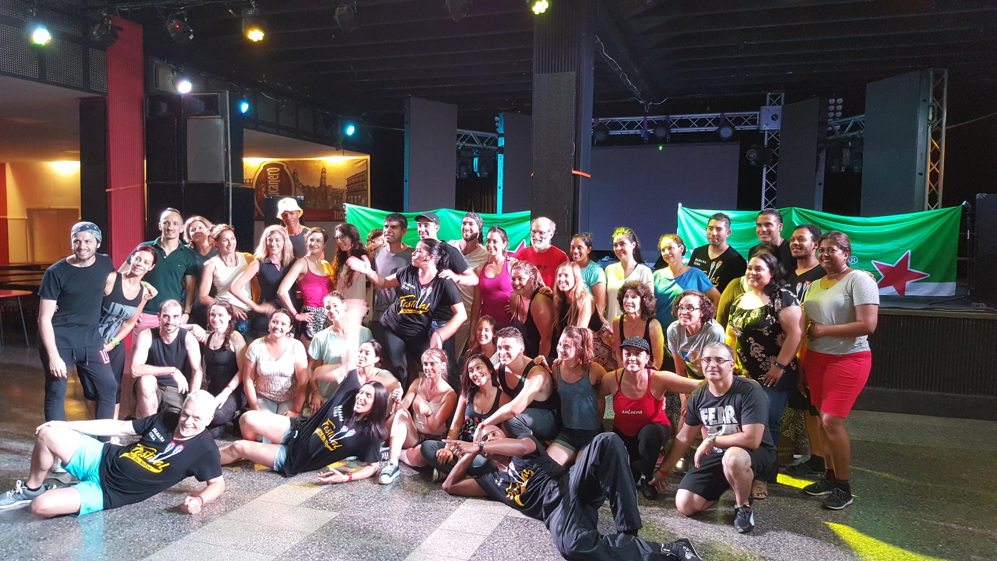 Dance Workshop Group