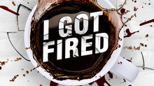 The new I Got Fired Logo