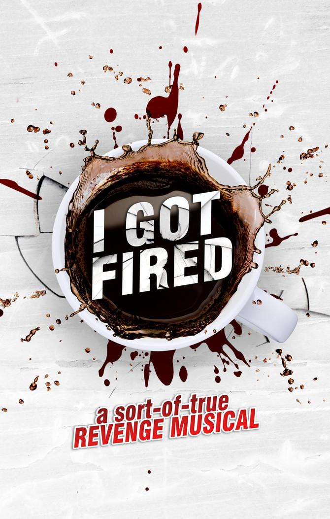 The new I Got Fired Logo