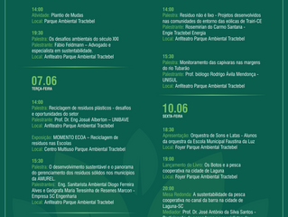 Peso Engenharia participa da XII SEMAS -Semana do Meio Ambiente da Empresa TRACTEBEL ENERGIA