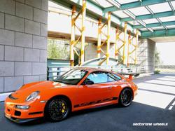 Porsche 997 GT3RS on MC5 3-piece 19