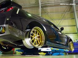 Nissan R35 GTR on MC5 3-piece 20