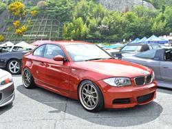 """BMW E82 135i on MC5 19"""""""