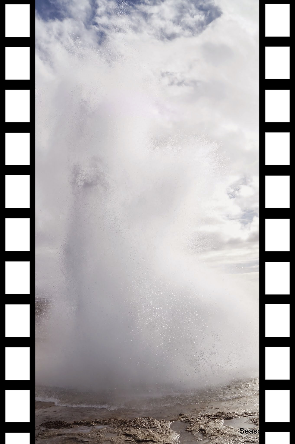 Shows what films have been filmed in Iceland