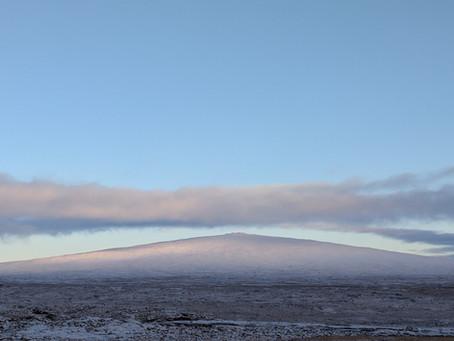 Shield volcano - Mt.Skjaldbreiður