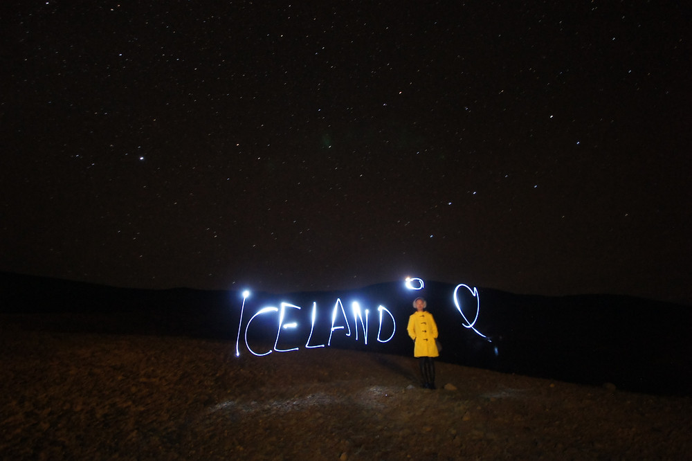 Stars and Iceland