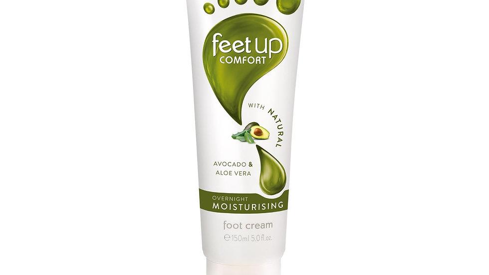 Feet Up - Comfort Overnight Moisturising Foot Cream -34935-