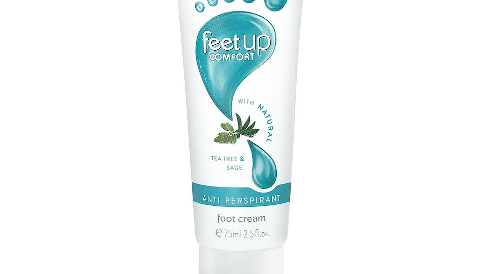 Feet Up - Comfort Anti-perspirant Foot cream -32368-