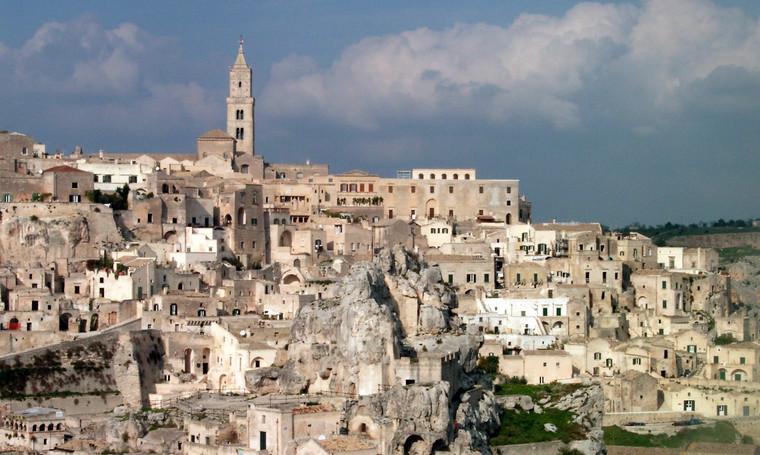 Matera, European City of Culture 2019