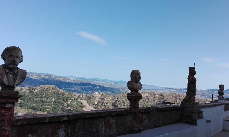 Panoramic Terrace at Palazzo Rinaldi
