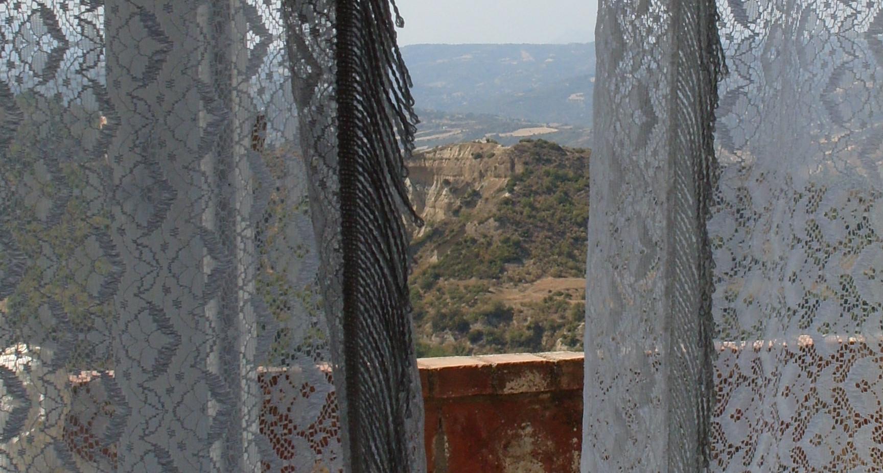The view from Palazzo Rinaldi