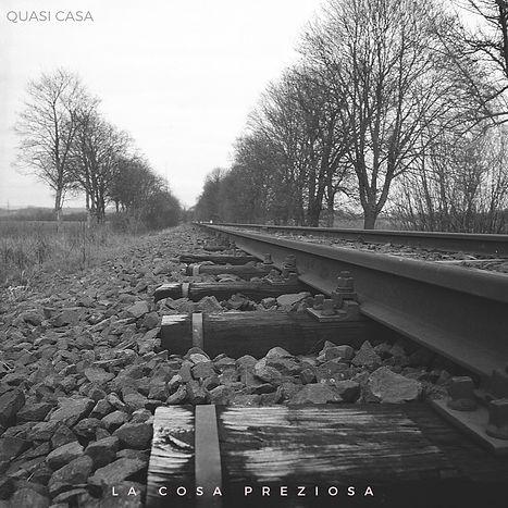 quasi casa_La Cosa Preziosa_album cover.