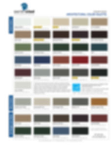 Sentriclad Color Chart Marietta Highligh