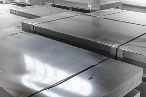 flat sheet metal