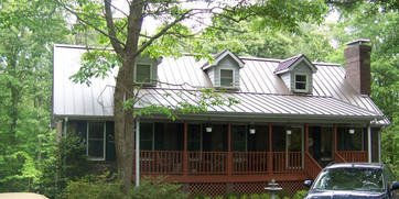 Standing Seam Residential Roof
