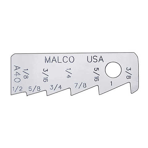 A40 Pocket Size Sheet Metal Scriber