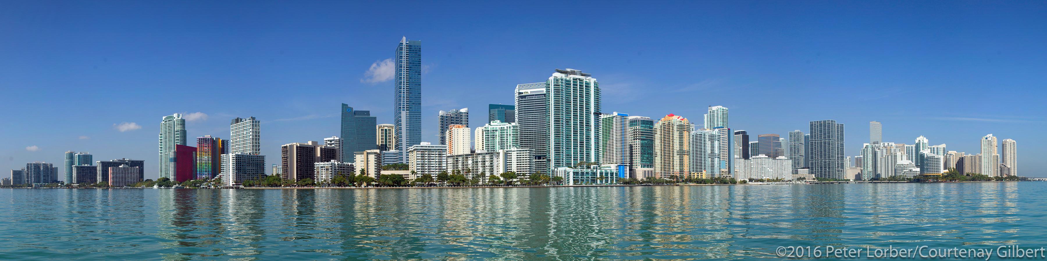 Miami Reflections II