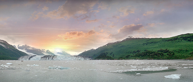 Pic of the Day - Alaska Sunset