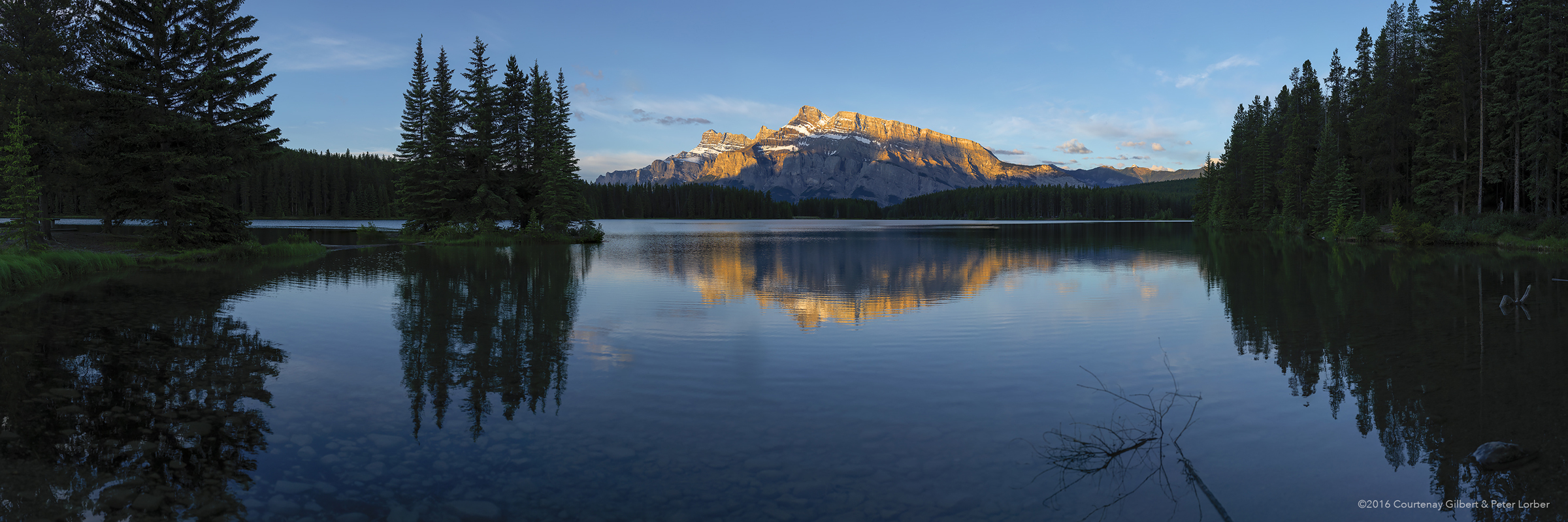 Two Jack Lake, Banff, Canada