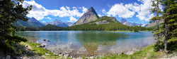 Swiftcurrent Lake Afternoon