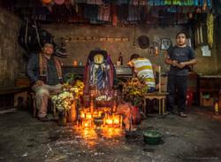 Maximon, Mayan Idol, Guatemala