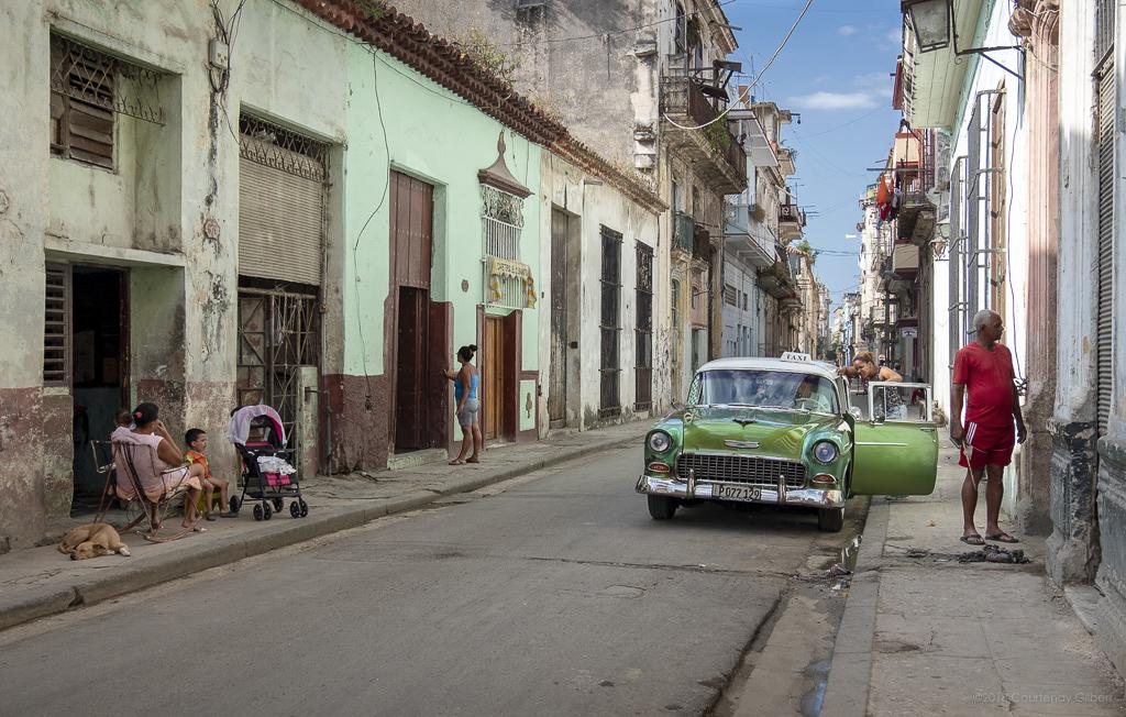 Street Life, Havana, Cuba
