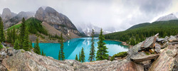 Moraine Lake, Banff Canada
