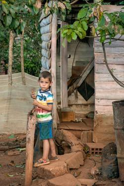 Child of Viñales, Cuba