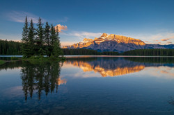 Two Jack Lake, Banff, Canada
