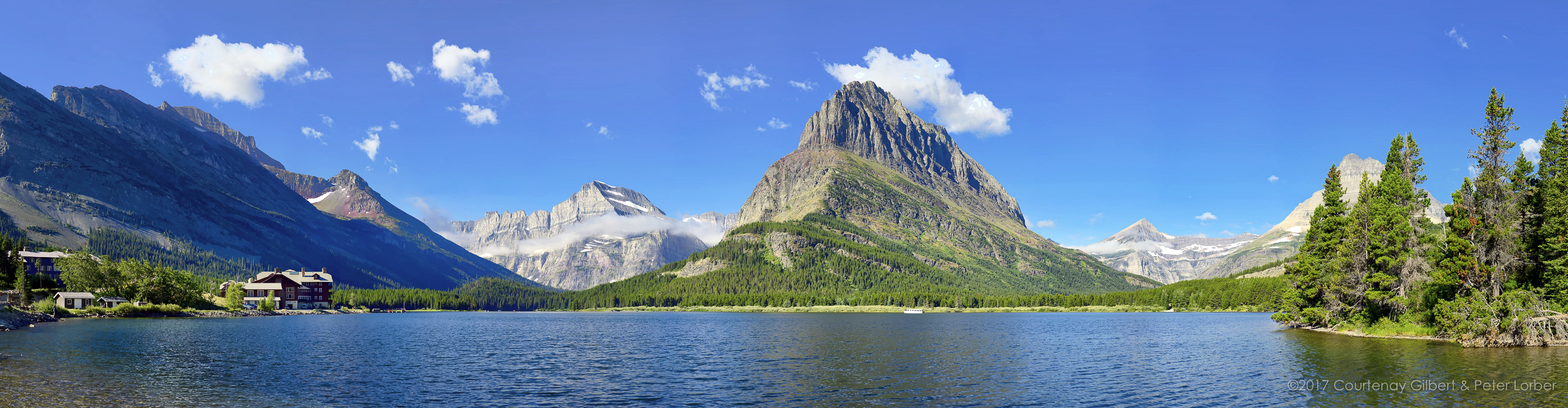 Swiftcurrent Lake Morning-2