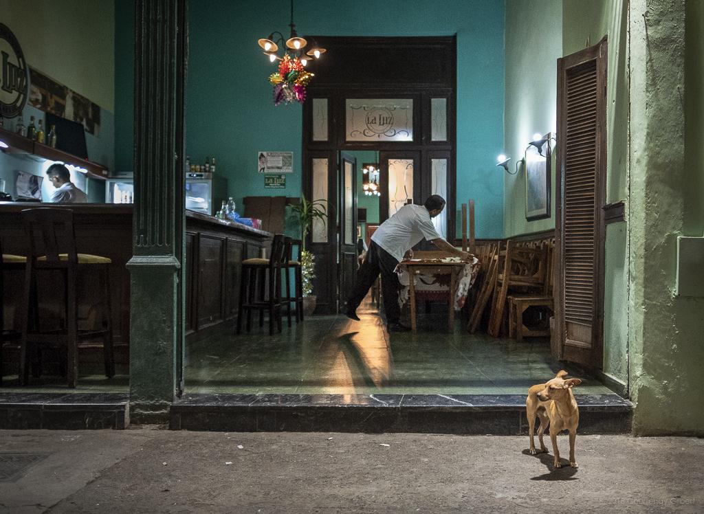 Closing Time, Havana, Cuba