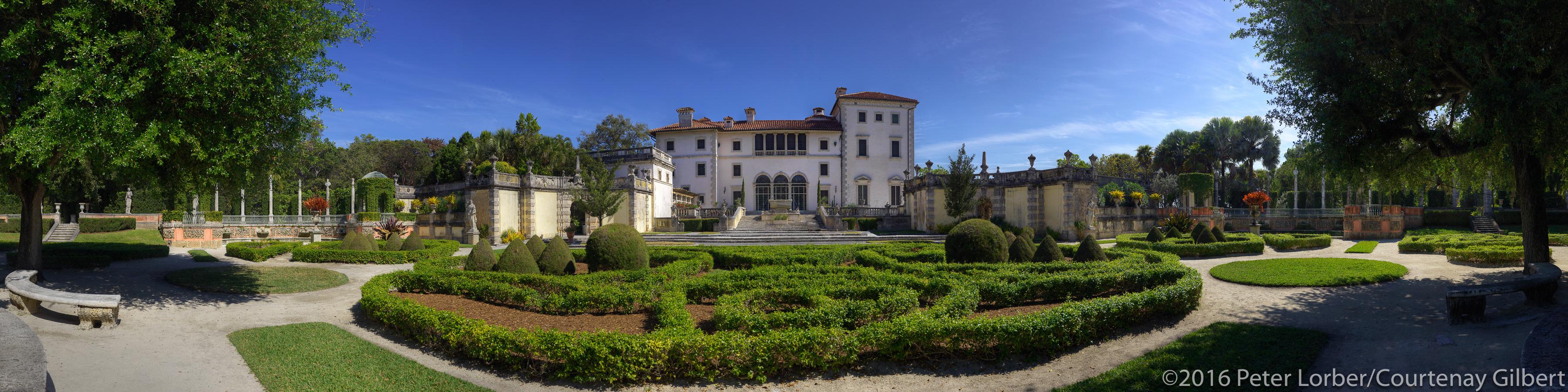Vizcaya Main Gardens