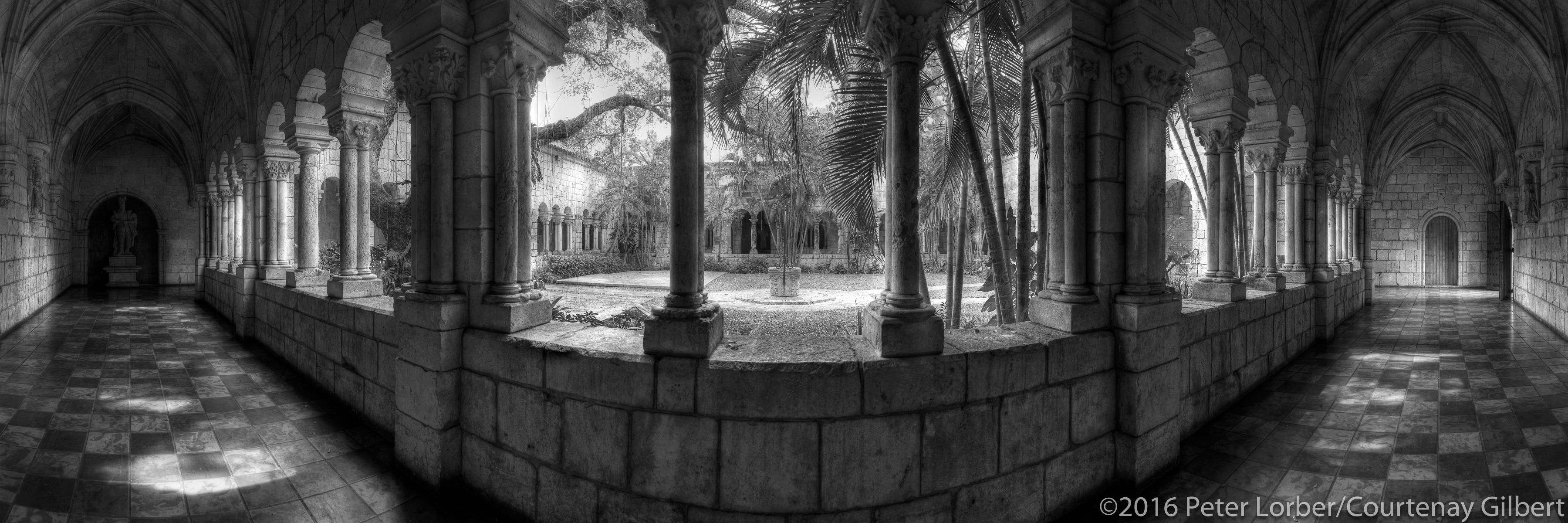 Ancient Spanish Monastery II
