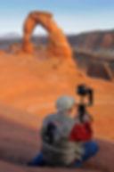 Roundshot Panoramic VR Drive in Moab, UT