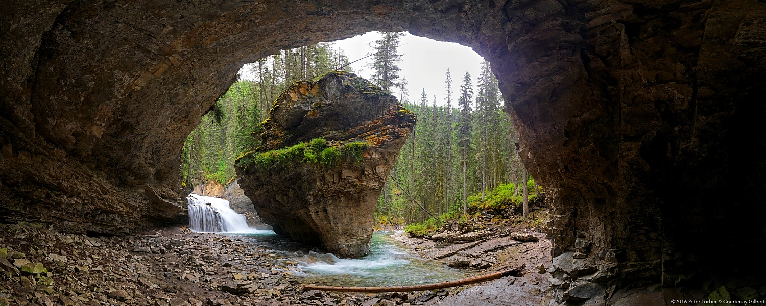 Johnston Canyon, Banff Canada